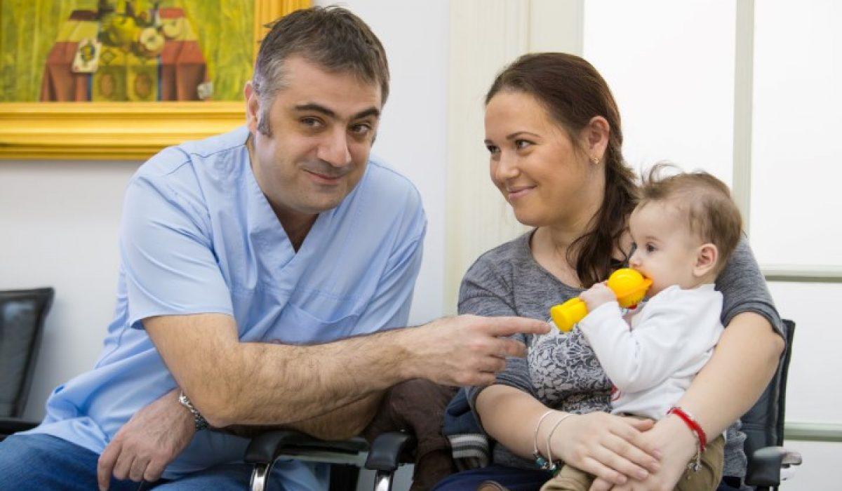 Analiza: Creste rata fertilitatii in orasele din Romania