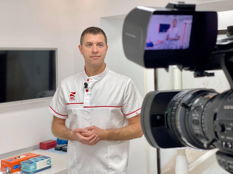 PR medical clinici stomatologice